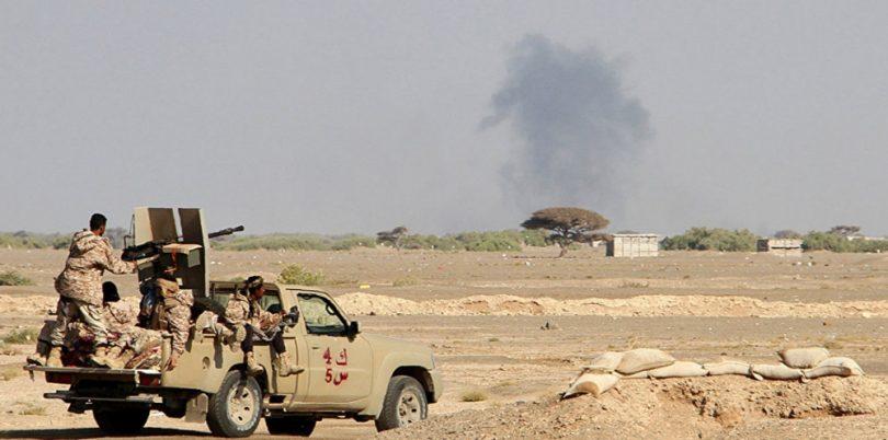 التحالف يتحرك لمواجهة هروب جنود موالين لطارق صالح المدعوم إماراتياً