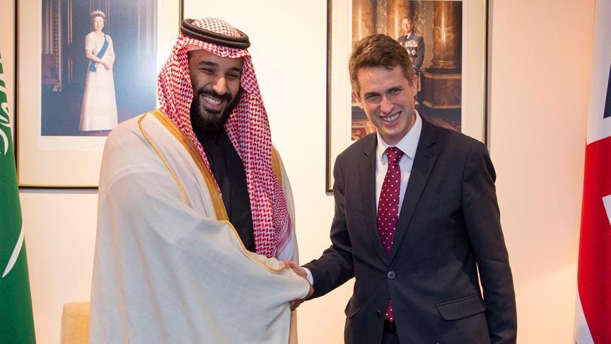 السعودية وبريطانيا توقعان مذكرات تفاهم لتعزيز التعاون العسكري والدفاعي