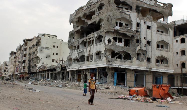 ميزانية الدفاع الأمريكية تشترط الحد من دعم إدارة ترامب للحملة السعودية في اليمن