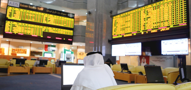 أسهم الخليج تتراجع بعد تلميح مجلس الاحتياطي إلى عدم خفض الفائدة مجددا