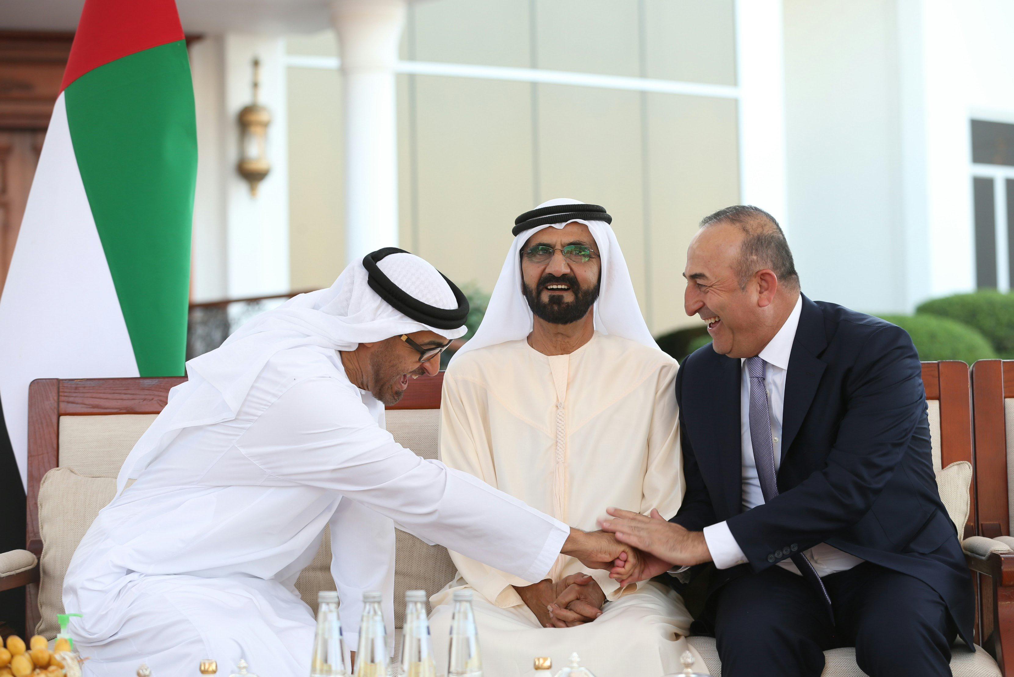 البحث عن مكانة.. خارطة الصراع الإماراتي التركي في المنطقة