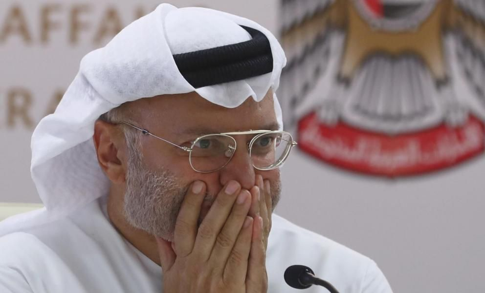 قرقاش: الرياض هي التي تقرر استمرارنا في التحالف من عدمه