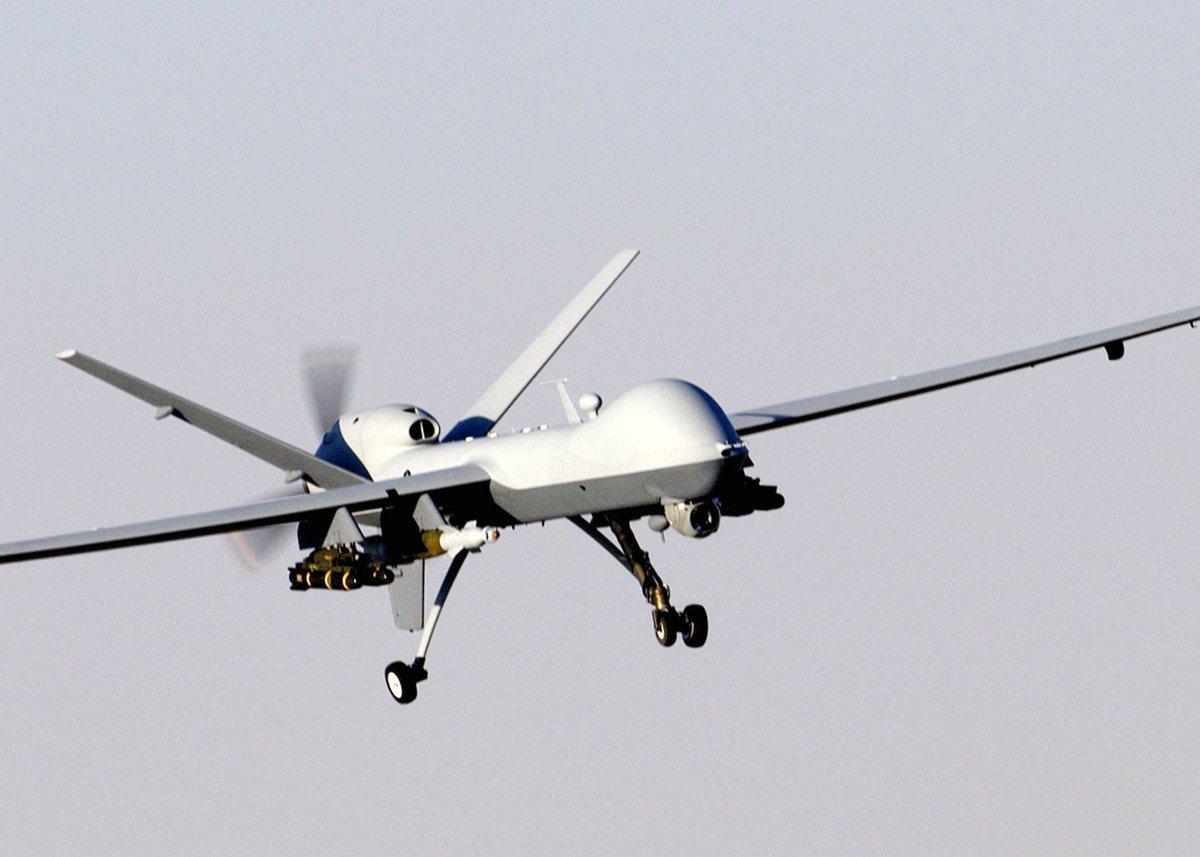 التحالف يعلن إسقاط طائرة مسيّرة أطلقها الحوثيون باتجاه المملكة