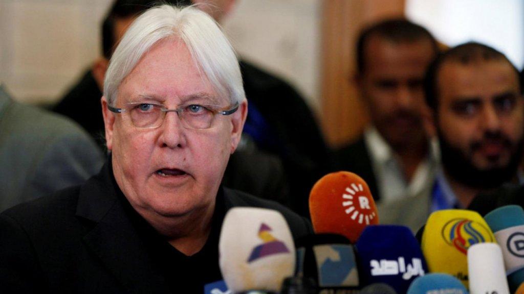 غريفيث يبحث مع خالد بن سلمان سبل إبقاء اليمن خارج التوترات الإقليمية