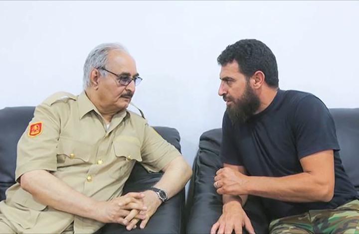 ليبيا.. حفتر يأمر يقبض على مجرم حرب بضغوط من الجنائية الدولية