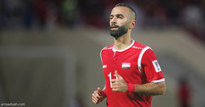 كأس آسيا19: الرباط الصليبي ينهي مشوار أومري مع المنتخب السوري