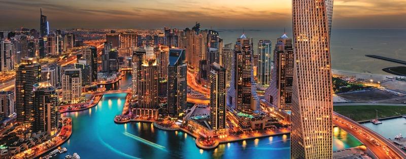 تسارع نمو اقتصاد دبي إلى 3.8% في 2020