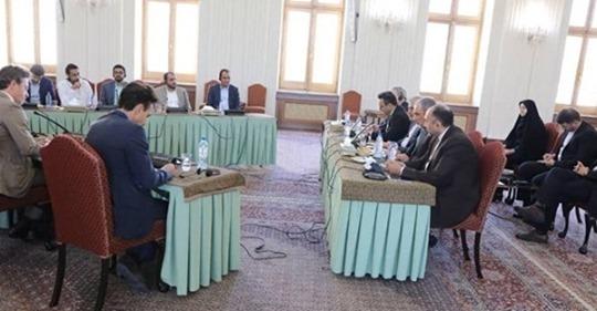 لقاء رفيع بين الحوثيين وسفراء دول أوروبية في إيران