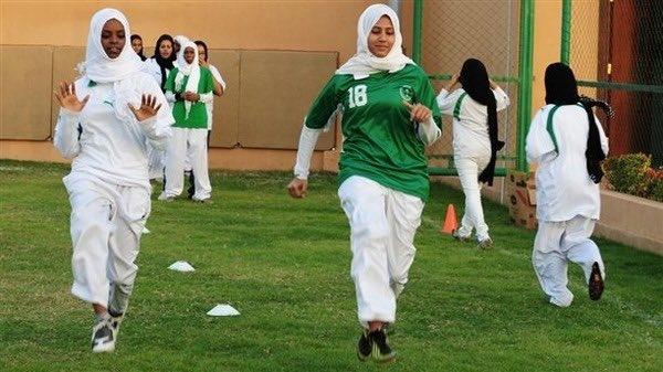 السعودية تنظم أول بطولة خليجية نسائية