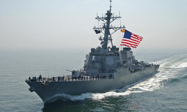 مدمرتان أمريكيتان تدخلان مضيق تايوان وسط تصاعد التوتر بين واشنطن وبكين