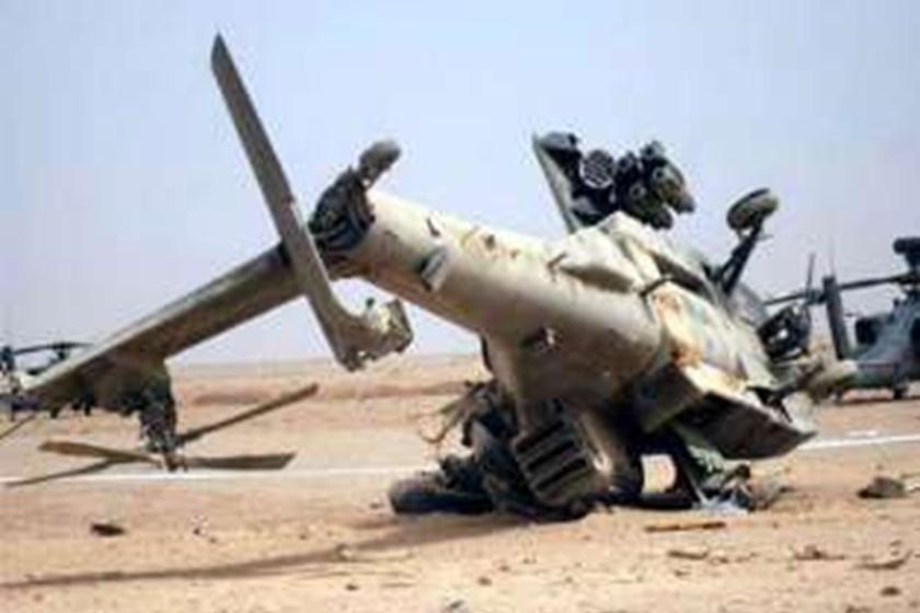 مقتل طيار ومساعده جراء سقوط طائرة سعودية شرقي اليمن
