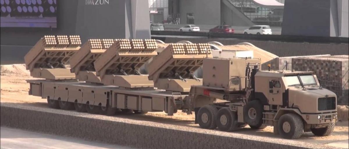 الامارات تشتري أقوى راجمة صواريخ بالعالم من تركيا
