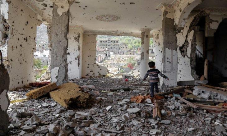 456 منظمة عربية تطالب في مذكرة مشتركة بوقف الحرب في اليمن