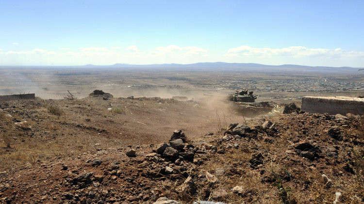 هآرتس: الجيش السوري يدفع بتعزيزات نحو الجولان