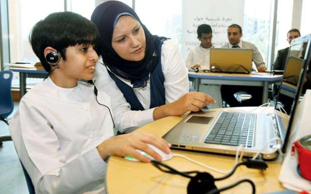 التربية تقيّم 12 خدمة للطلبة أصحاب الهمم في المدرسة الإماراتية