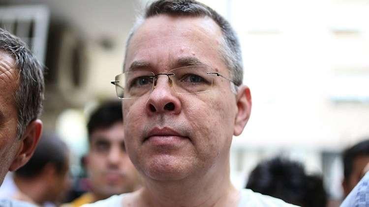 محامي القس الأمريكي المحتجز بتركيا: تطورات إيجابية في قضية موكلي