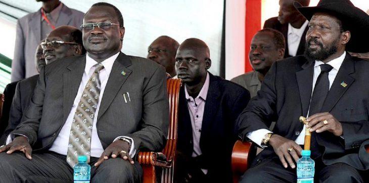 سيلفا كير يعفو عن زعيم المتمردين في جنوب السودان