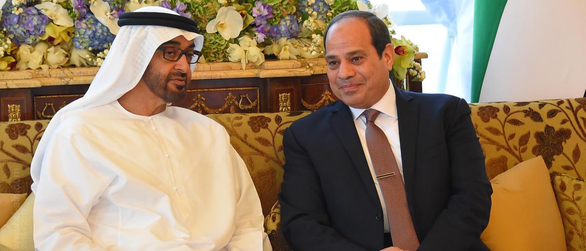 موقع أمريكي: الإمارات تدعم الأنظمة المتسلطة لمواجهة الربيع العربي