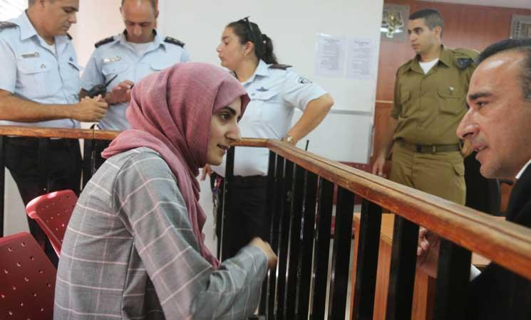 """سلطات الاحتلال تطبق قرار الإفراج المشروط بحق التركية """"إبرو"""""""