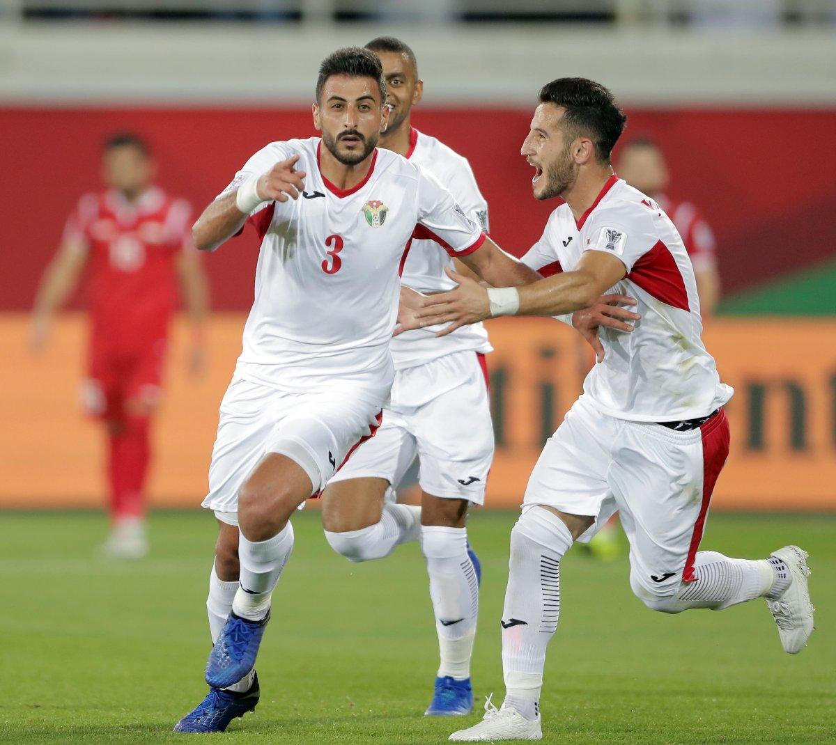 منتخب الأردن أول المتأهلين العرب إلى دور الـ16 من كآس آسيا19