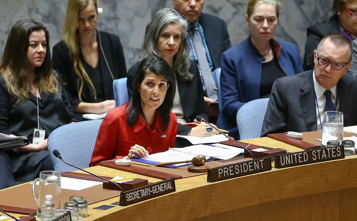 واشنطن تهدد بالتحرك ضد نظام الأسد خارج مجلس الأمن