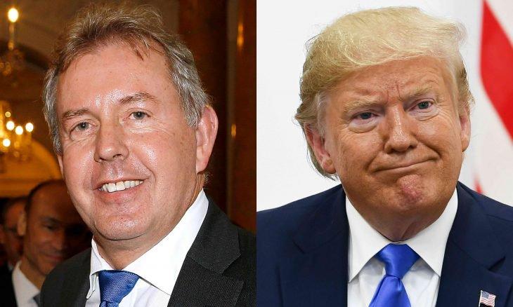 السفير البريطاني السابق بواشنطن:  ترامب انسحب من الاتفاق النووي مع إيران لارتباطه بأوباما