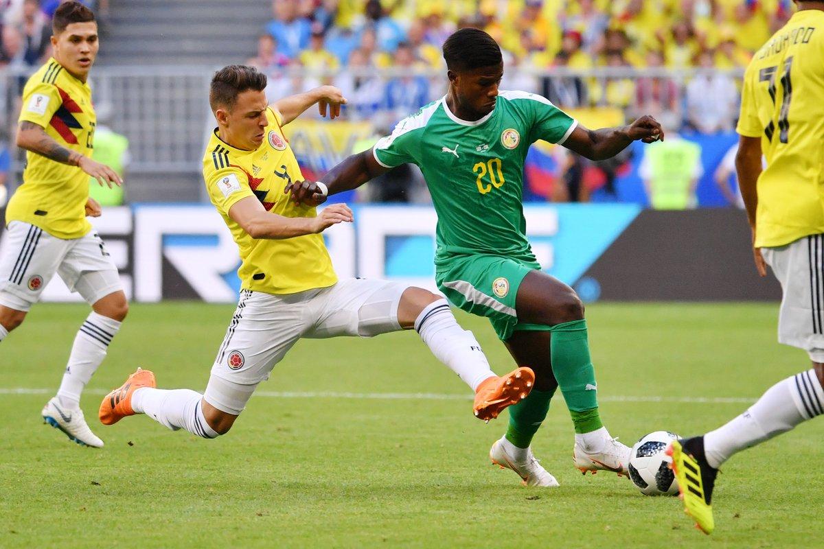 تأهل كولومبيا واليابان إلى ثمن النهائي وخروج السنغال وبولندا