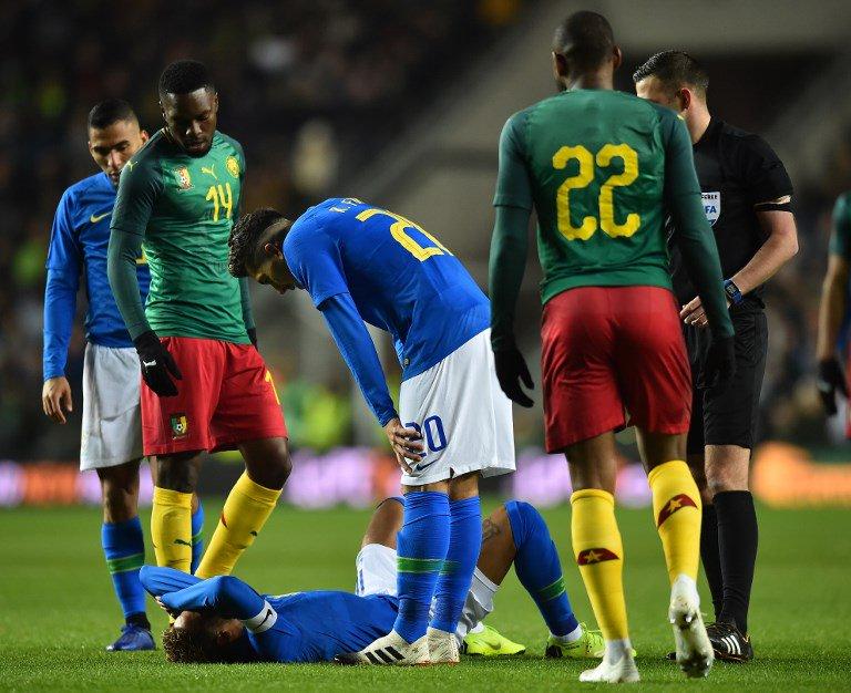 دوري الأمم الأوروبية: البرازيل تواصل انتصاراتها وفرنسا تستعيد توازنها
