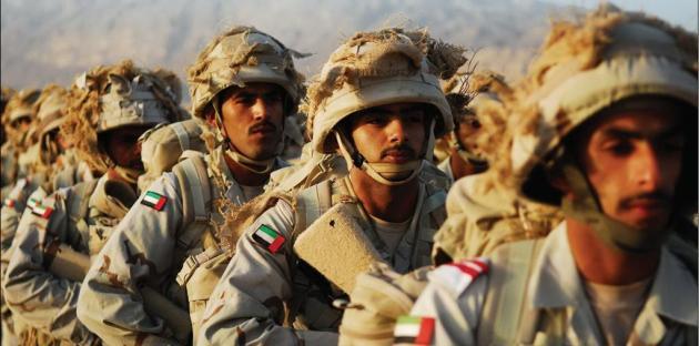 القوات المسلحة تعلن استشهاد أربعة من جنودها في اليمن