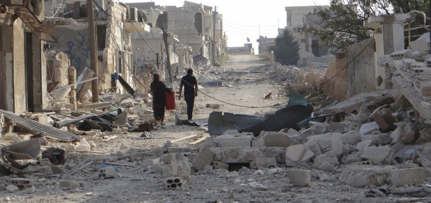 جماعة فيلق الرحمن السورية تلتقي بمفاوضين روس اليوم