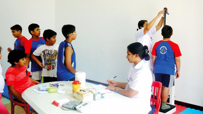إلزام المدارس الخاصة في أبوظبي بقبول الطلبة المصابين بأمراض مزمنة