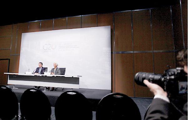مجموعة «العشرين» تناقش الحمائية الأميركية والتوترات النقدية