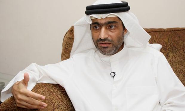 مفكرون وقادة مجتمع دوليون يشددون على ضرورة الإفراج عن الناشط الحقوقي أحمد منصور