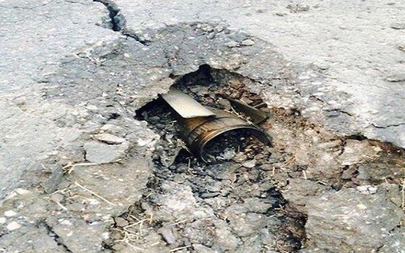 إصابة سعودية بشظايا مقذوفات حوثية سقطت على ظهران الجنوب