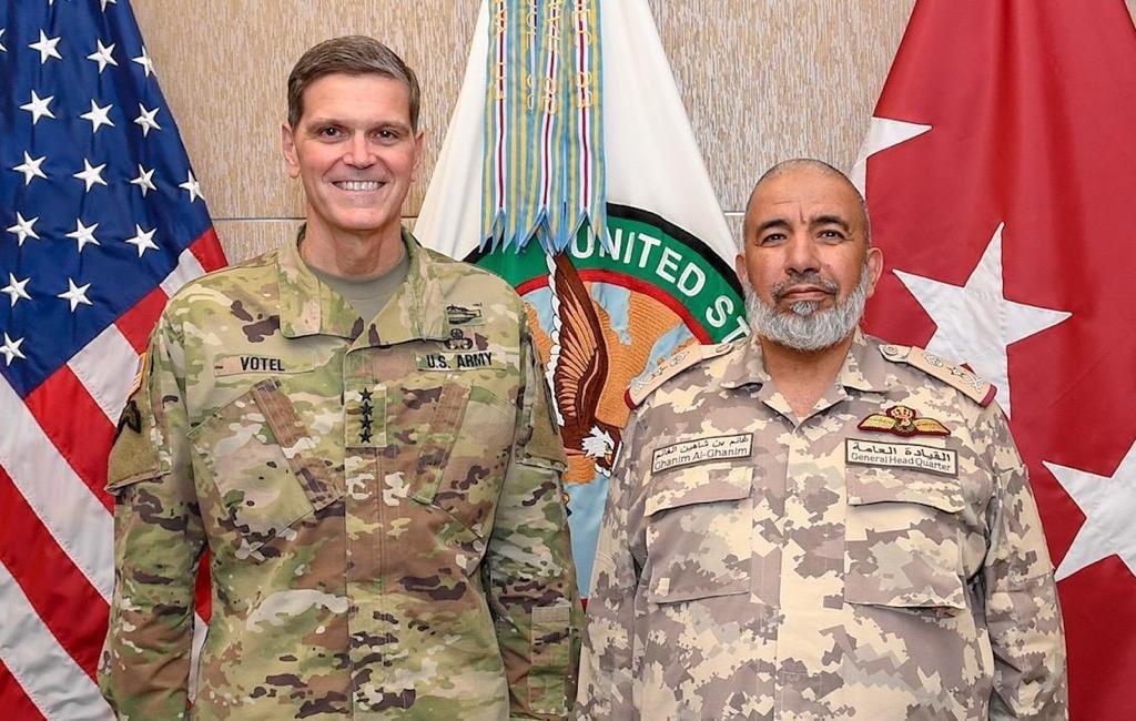 قطر تقول إنها شاركت مع دول خليجية باجتماع عسكري في أمريكا