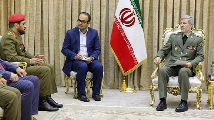 عمان تؤكد مواصلة التعاون العسكري مع إيران