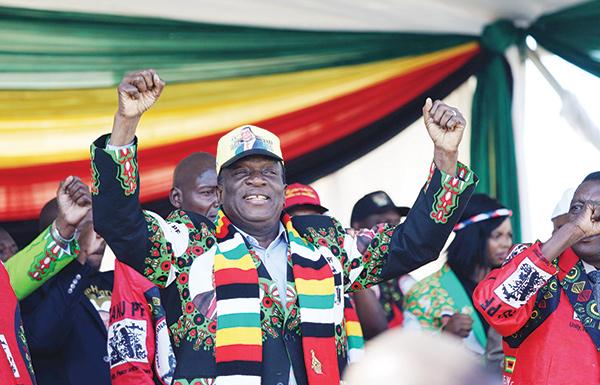 الإمارات تدين تفجيراً إرهابياً استهدف رئيس زيمبابوي