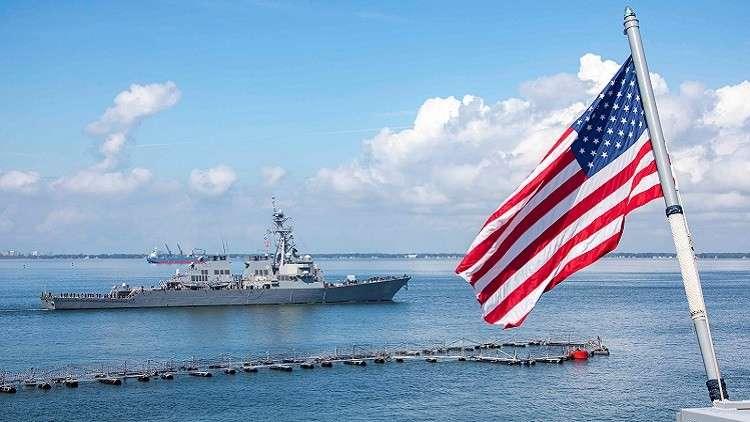 واشنطن تهدد روسيا بحصار بحري