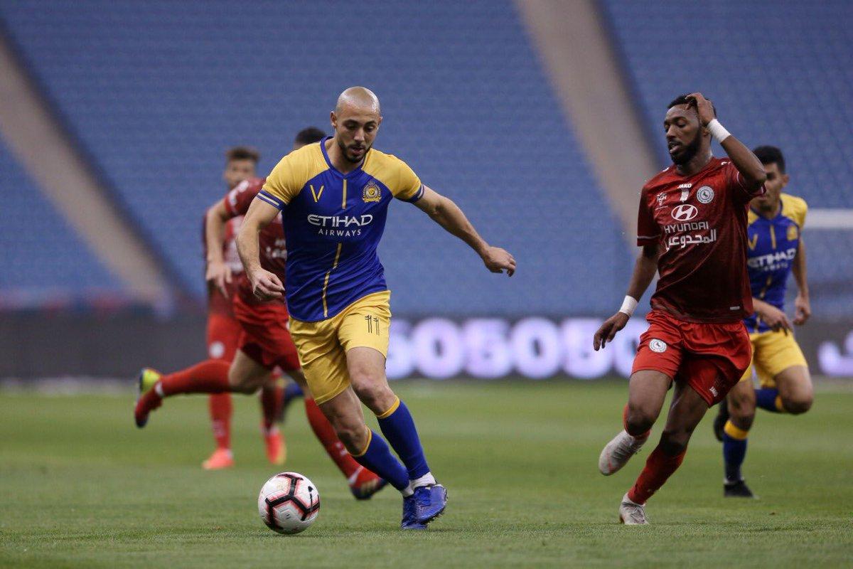 النصر السعودي يسقط على ملعبه في دوري أبطال آسيا