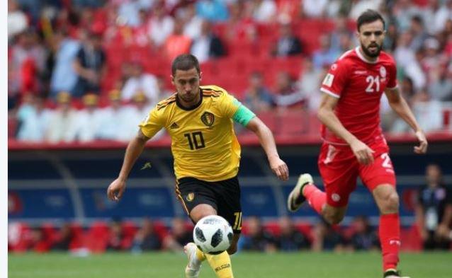 آخر أمل عربي في مونديال روسيا يودع البطولة بخسارة قاسية من بلجيكا