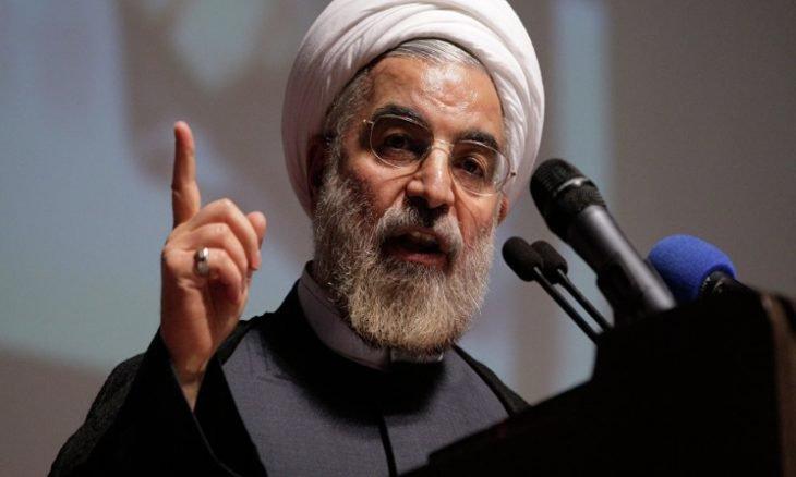 """روحاني يدعو إلى الوحدة لمواجهة الضغط الأمريكي """"غير المسبوق"""""""