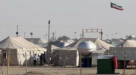 الكويت.. إزالة مخيمات ربيعية بسبب تدريبات عسكرية أمريكية