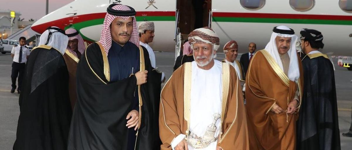 بعد الإمارات.. بن علوي والزياني يصلان الدوحة