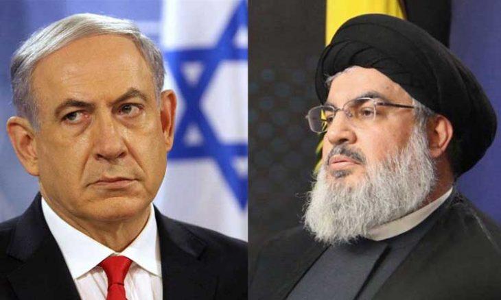 """نتنياهو يطلب من نصر الله أن """"يهدأ"""" بعد واقعة الطائرتين المسيرتين"""