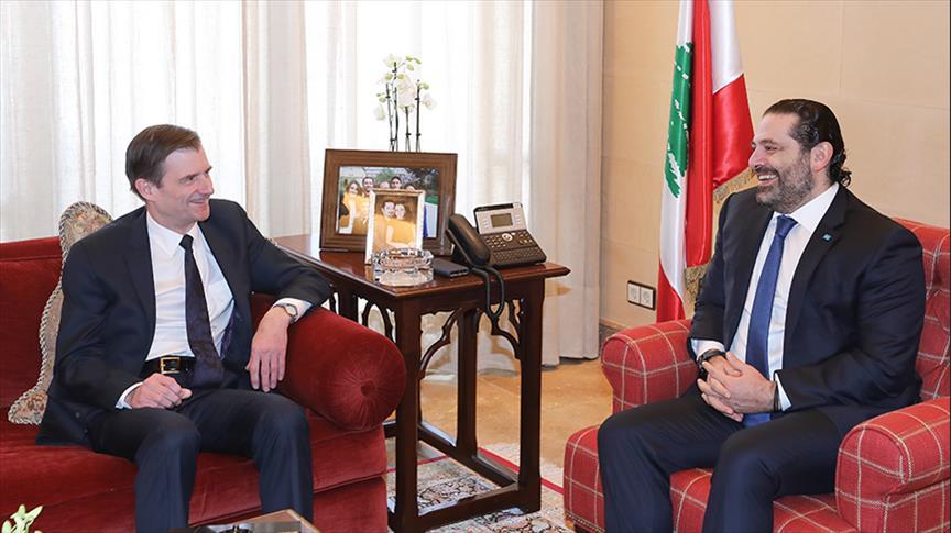 مسئول أمريكي من بيروت: مستمرون في مواجهة إيران وحزب الله