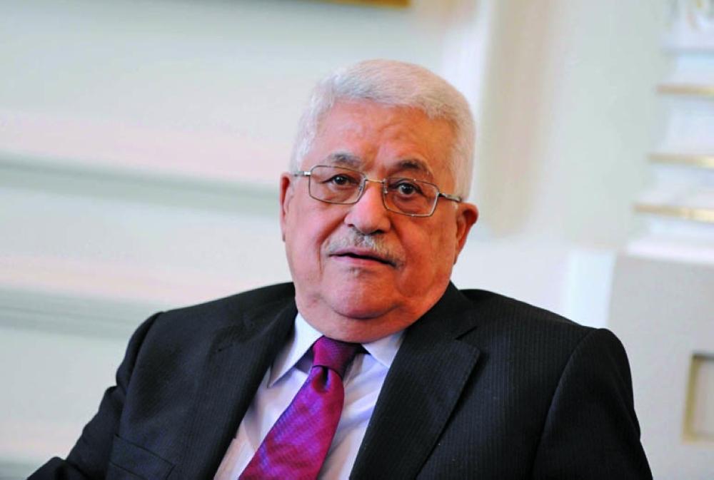 عباس يتعهد بمواصلة التنسيق الأمني مع إسرائيل لمواجهة الإرهاب