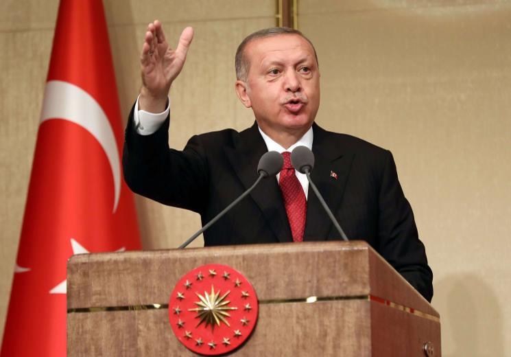 أردوغان: القانون الإسرائيلي فاشي وروح هتلر عاودت الظهور