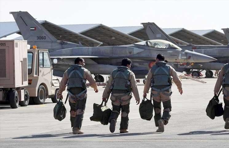 افتتاحية صحيفة تتساءل: ماذا يفعل طيارو الإمارات في سماء غزة؟