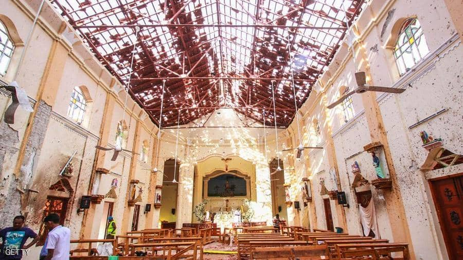 سلطات دبي ترحل 5 مطلوبين في هجمات عيد الفصح بسريلانكا