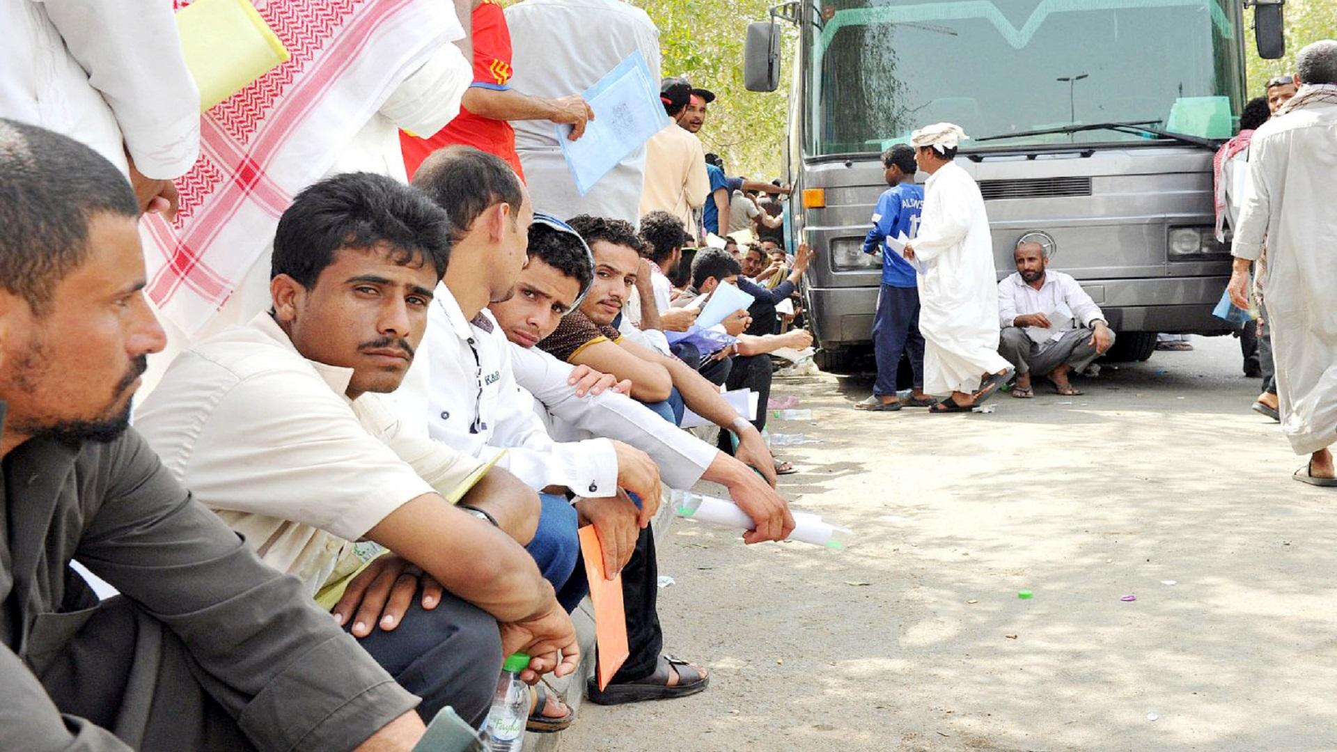 السعودية ترحل 40 ألف مغترب يمني خلال 3 أشهر